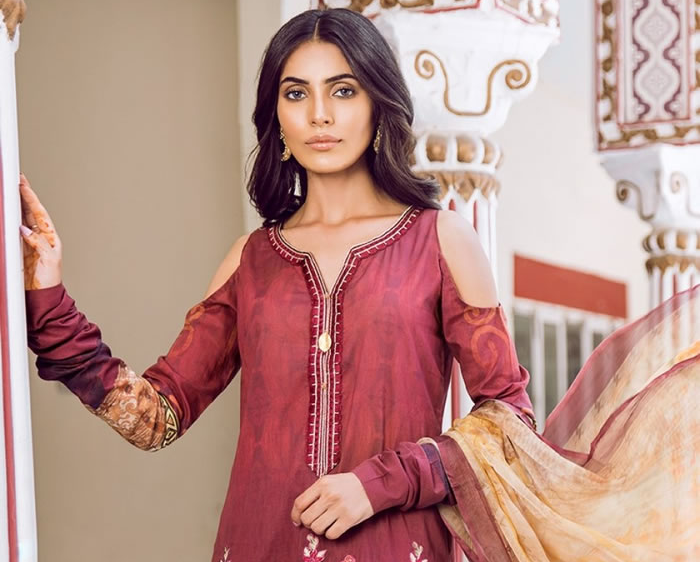 Iznik Guzel Lawn Collection Volume II 2018 for Women.fw