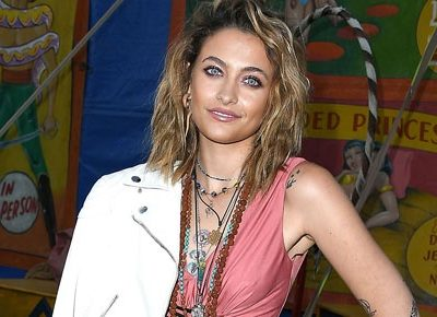 Paris Jackson Photos